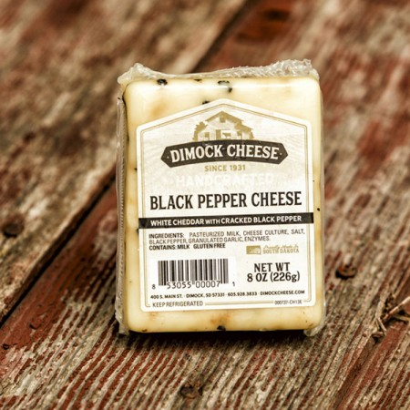 Black Pepper 8 oz