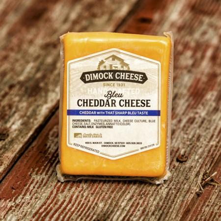 Bleu Cheddar Cheese