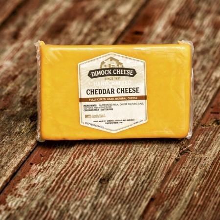 Mild Cheddar 1 lb