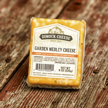 Garden Medley Cheese