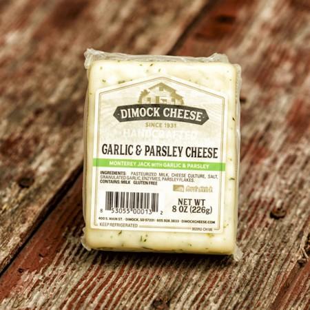 Garlic and Parsley 8 oz