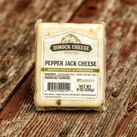 Pepper Jack 8 oz