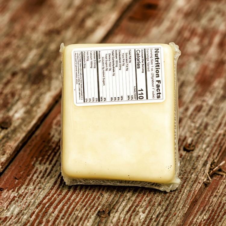 Monterey Jack Cheese - Cheese Blocks