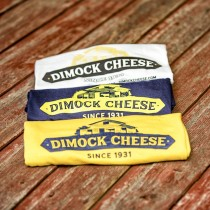 Dimock Cheese T-Shirt