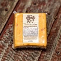 Drangles Salami Cheese
