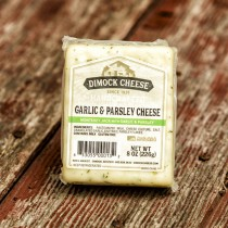 Garlic & Parsley Cheese